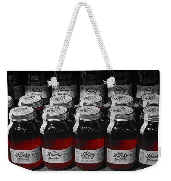 Moonshine Weekender Tote Bag