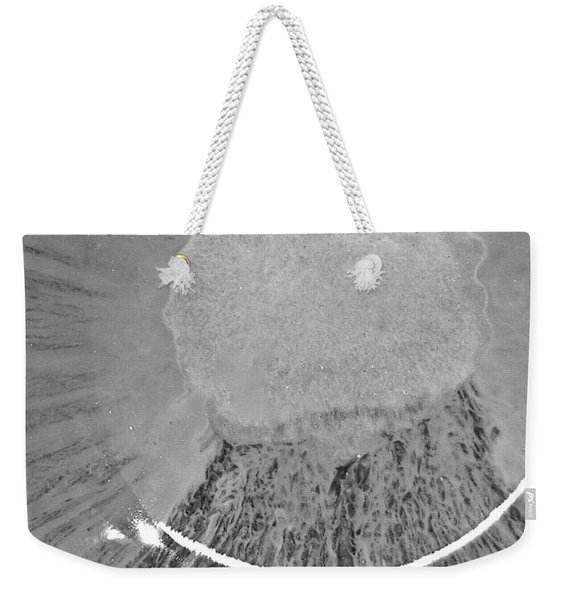 Moses On The Mountain Weekender Tote Bag