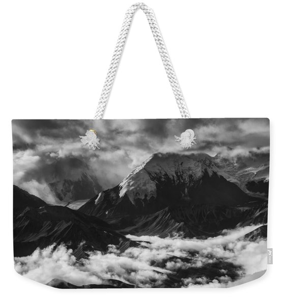 Mount Brooks Weekender Tote Bag