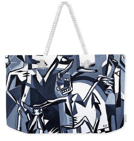My Inner Demons Weekender Tote Bag