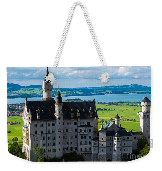Neuschwanstein Castle - Bavaria - Germany Weekender Tote Bag