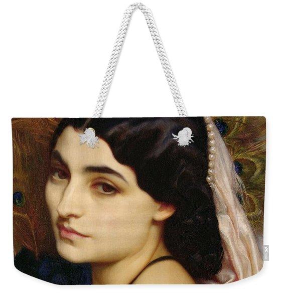 Pavonia, 1859 Weekender Tote Bag