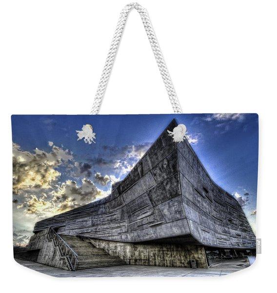 Perot Museum  Weekender Tote Bag