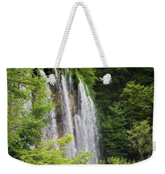 Plitvice Lakes National Park, Lika-senj Weekender Tote Bag