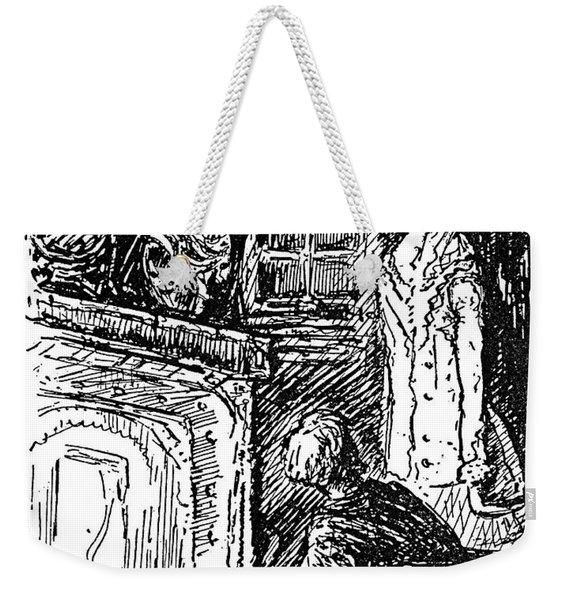 Poe House Of Usher, 1839 Weekender Tote Bag