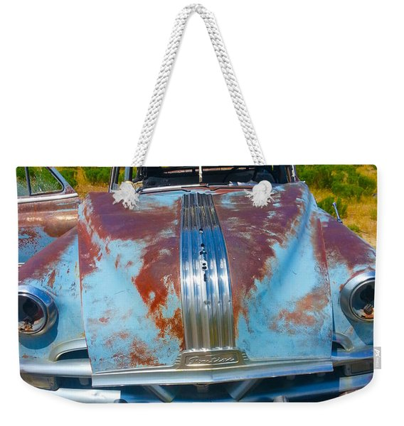 Pontiac Blues Weekender Tote Bag
