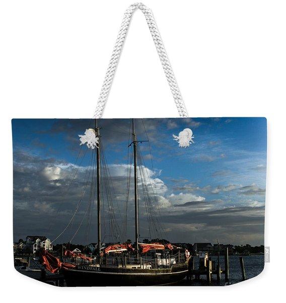 Ready To Sail Weekender Tote Bag