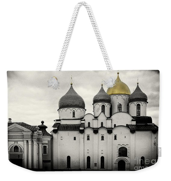Saint Sophia Weekender Tote Bag