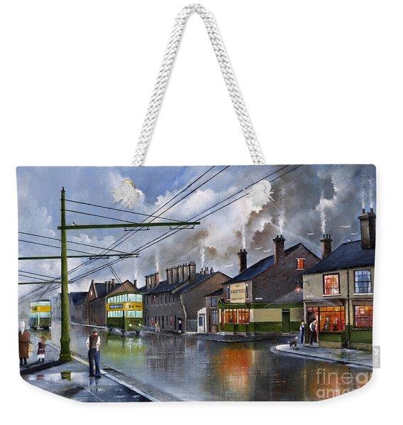 Salop Street Dudley C 1950 Weekender Tote Bag
