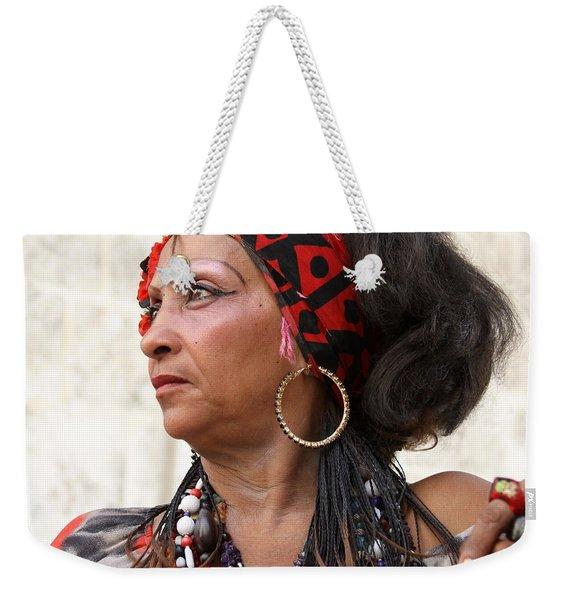 Santeria Woman Weekender Tote Bag