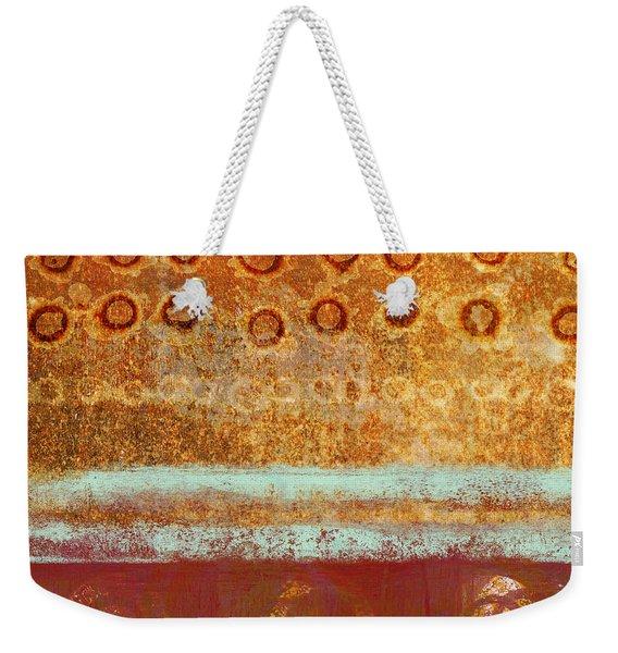 Seasonal Shift Weekender Tote Bag