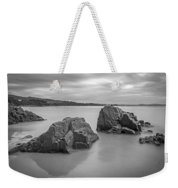 Seselle Beach Galicia Spain Weekender Tote Bag