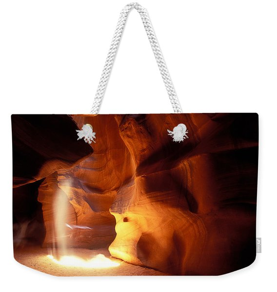 Shaft Of Light Weekender Tote Bag