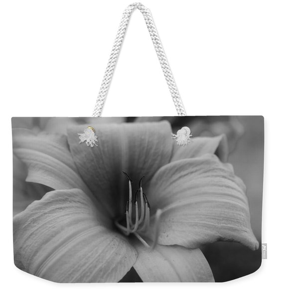 Single Spring Flower Weekender Tote Bag