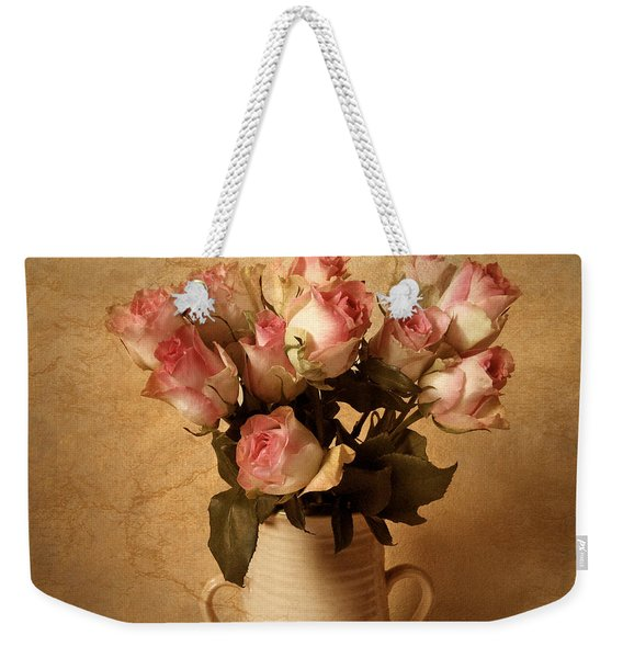 Soft Spoken Weekender Tote Bag