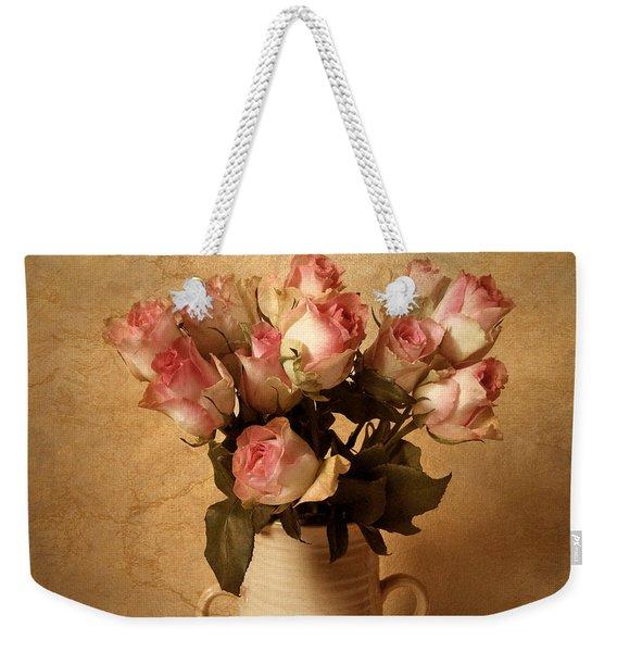Soft Spoken Weekender Tote Bag