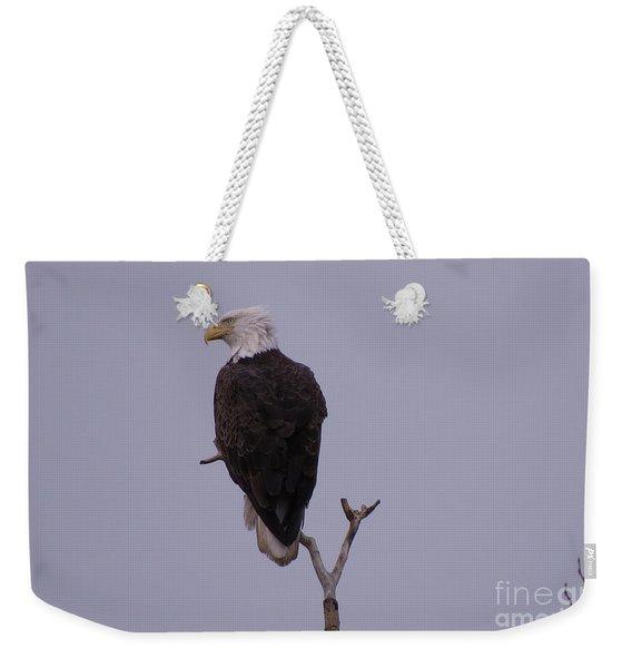 Solo  Bald Eagle Weekender Tote Bag