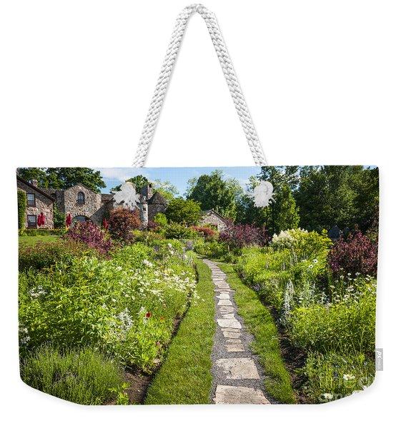 Ste. Anne's Spa Weekender Tote Bag