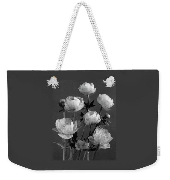 Still Life Of Flowers Weekender Tote Bag