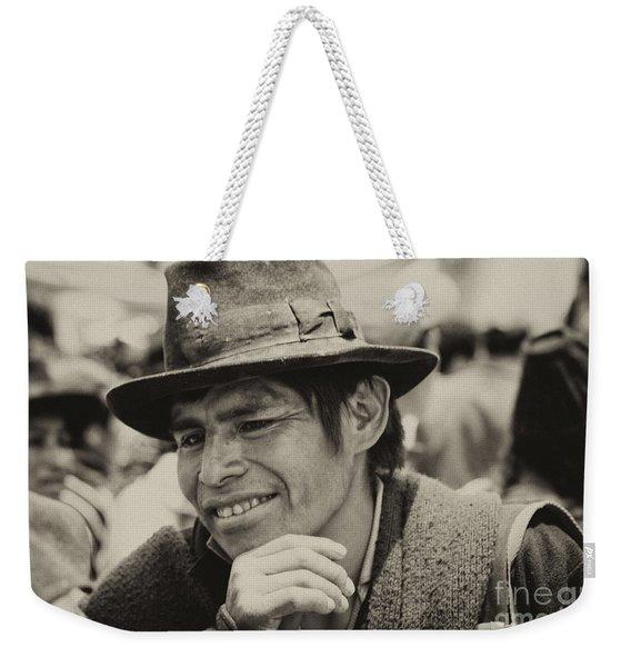 Sunday Afternoon 6 Weekender Tote Bag