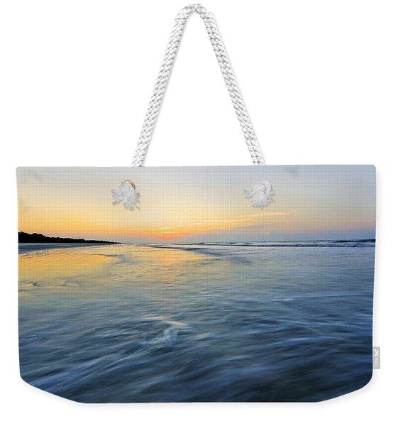 Sunrise On Hilton Head Island Weekender Tote Bag