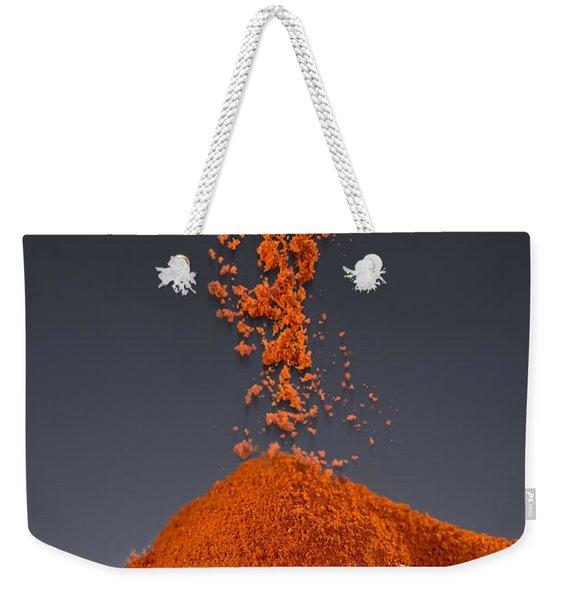 1 Tablespoon Paprika Weekender Tote Bag