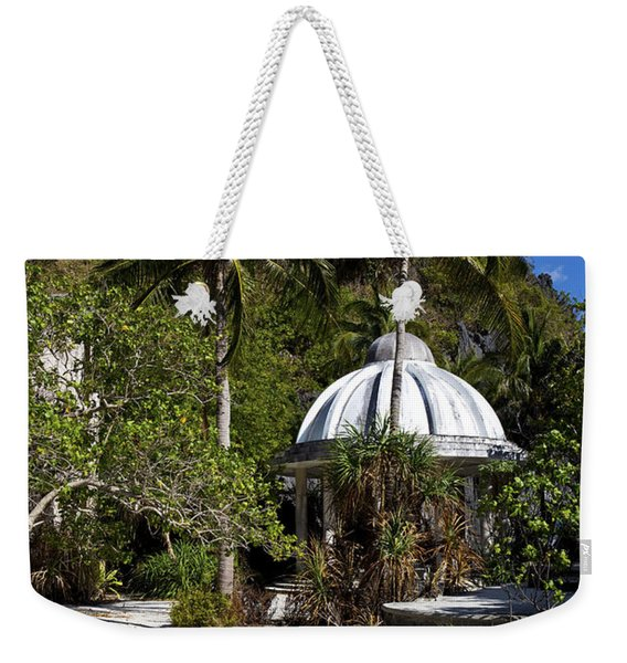 Temple In The Jungle Weekender Tote Bag