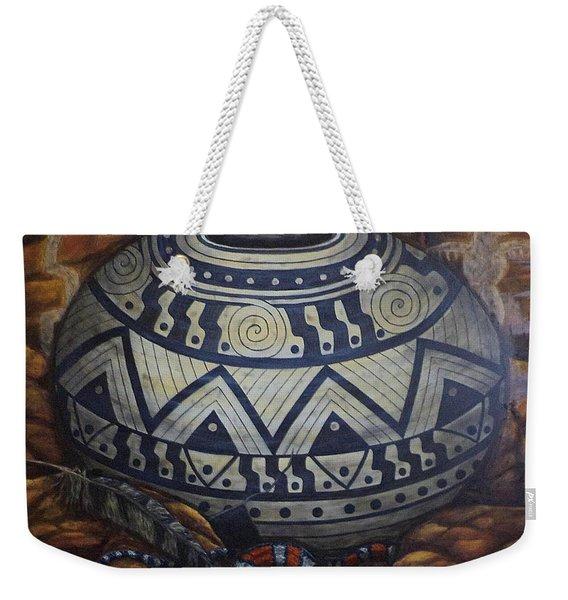 Temptations Weekender Tote Bag