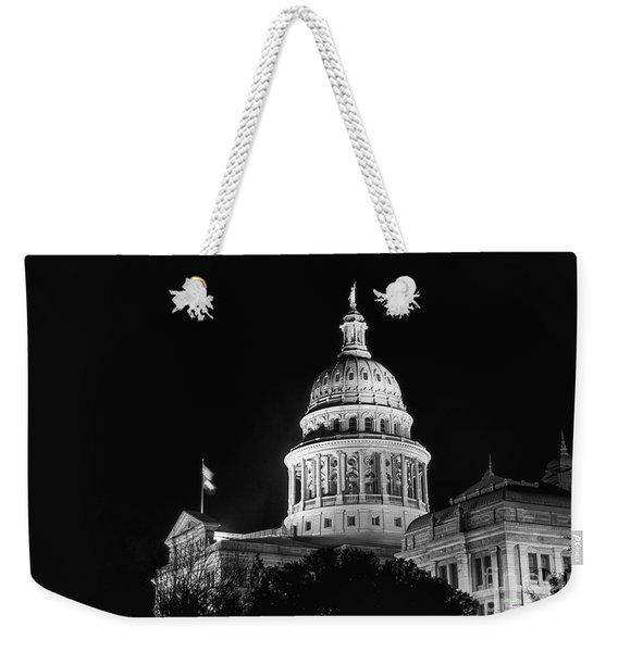 Texas State Capitol 2 Weekender Tote Bag