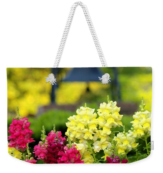 The Bell Weekender Tote Bag