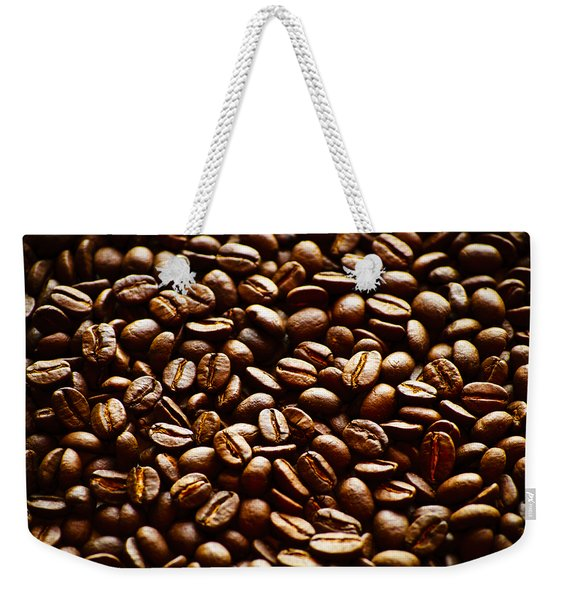 The Best Part Of Waking Up Weekender Tote Bag