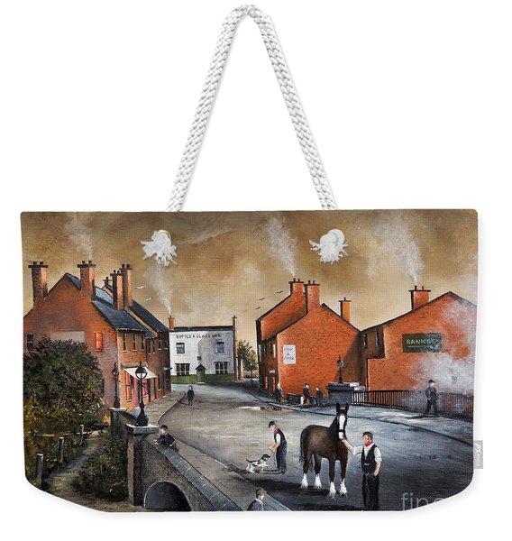 The Blackcountry Village Weekender Tote Bag