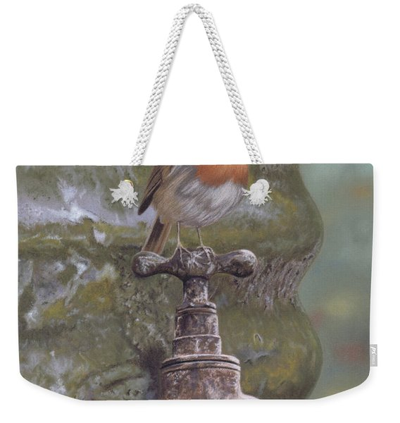 The Constant Gardener Weekender Tote Bag
