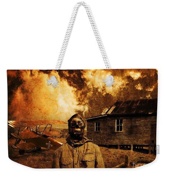 The Dead Baron Weekender Tote Bag