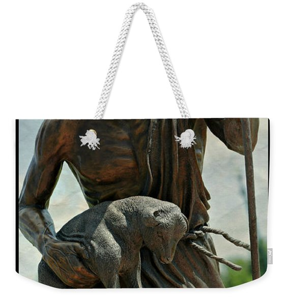 The Good Shepherd Weekender Tote Bag