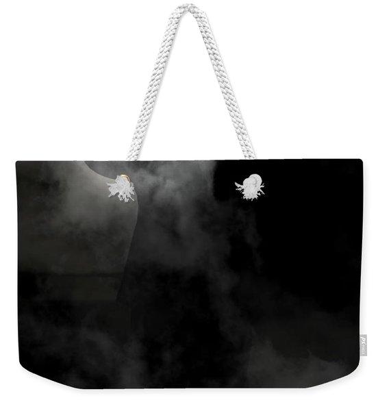 The Graveyard Shift Weekender Tote Bag