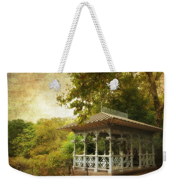 The Ladies Pavilion Weekender Tote Bag