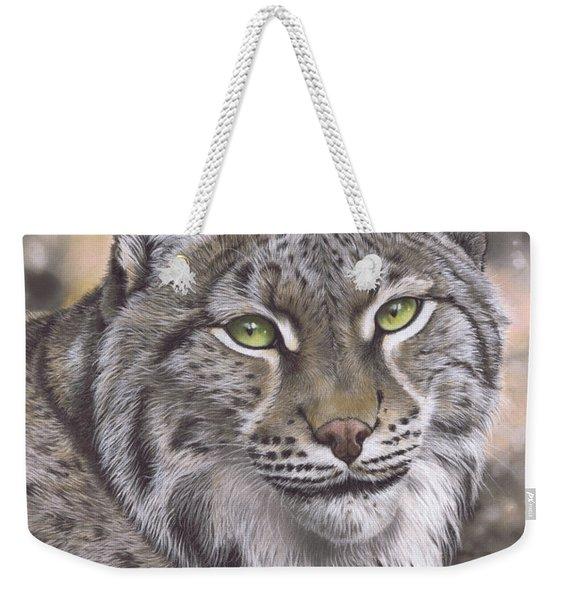 The Lynx Effect Weekender Tote Bag