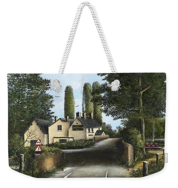 The Navigation Weekender Tote Bag
