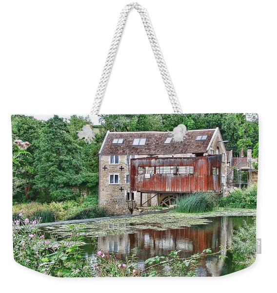 The Old Mill Avoncliff Weekender Tote Bag