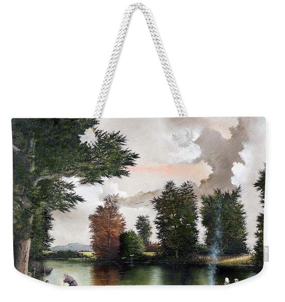 The Picnic Weekender Tote Bag
