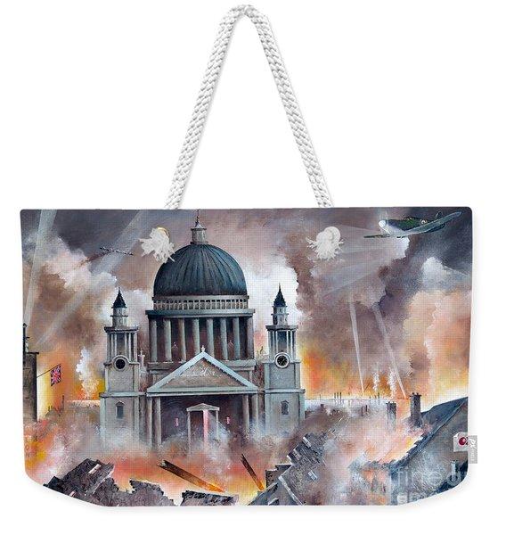 The Pursuit Weekender Tote Bag