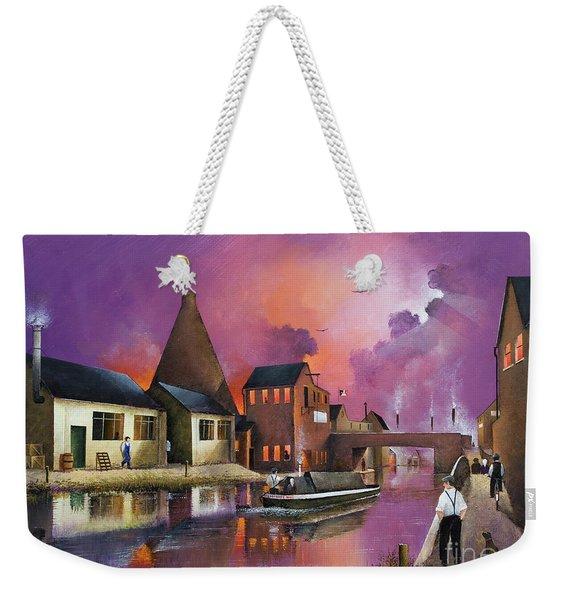 The Red House Cone - Wordsley Weekender Tote Bag