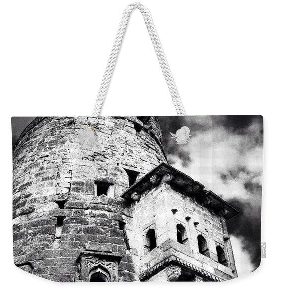 The Tower Weekender Tote Bag