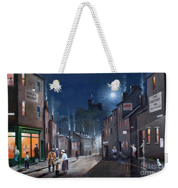 Tower Street Dudley C1930s Weekender Tote Bag