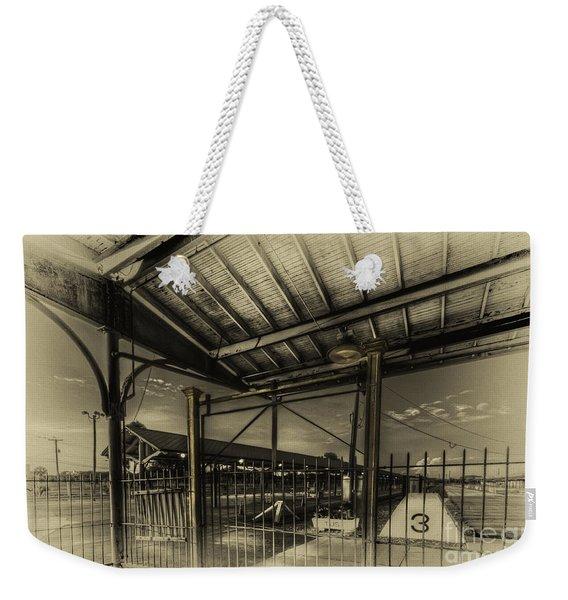 Track 3  Weekender Tote Bag