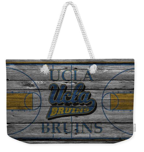 Ucla Bruins Weekender Tote Bag