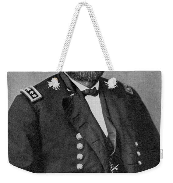 Ulysses S Grant Weekender Tote Bag