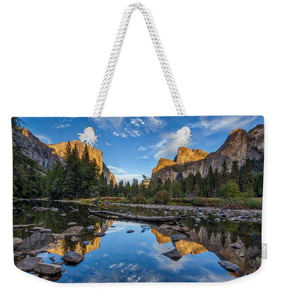 Valley View II Weekender Tote Bag