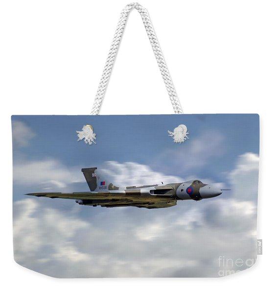 Vulcan Pass Weekender Tote Bag